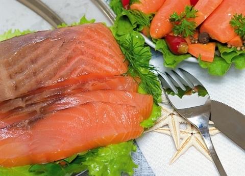 На кухне рецепты - как засолить любую рыбу!