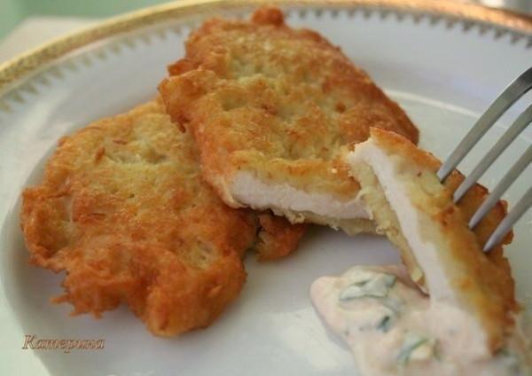 Тайны кулинарии. На кухню залетела курочка в картофельном кляре