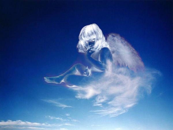 Следи за своим языком, пока ангелы слушают тебя