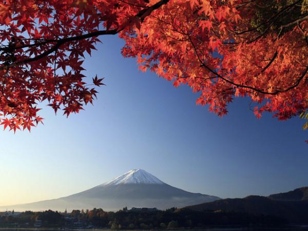 Горы осенью
