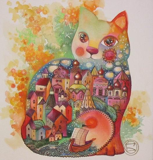 Тайны здоровья. Куда ни глянь, куда ни кинь повсюду кошки...