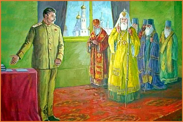stalin_receiving_orthodox_hierarchs