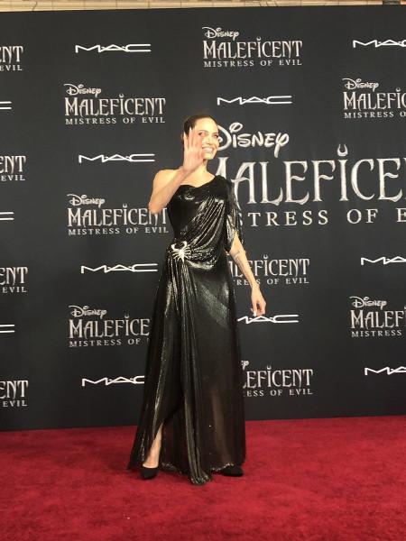 Maleficent Mistress Of Evil World Premiere Red Carpet