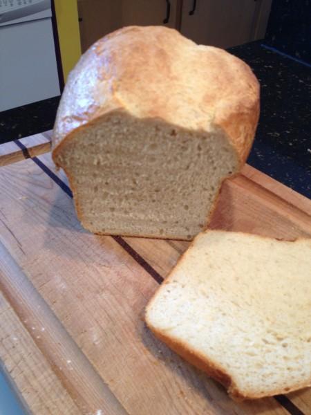 Sandwich bread 8