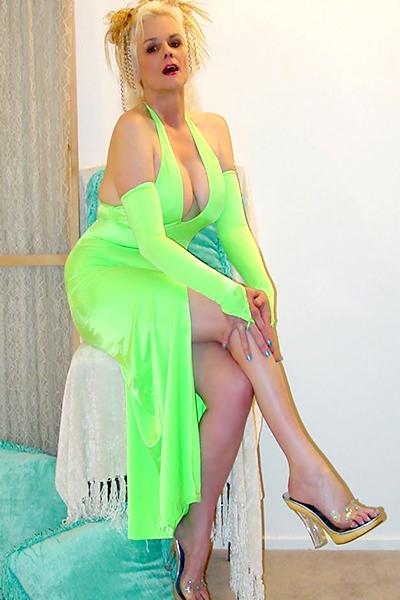 green stripper dress zoe zane