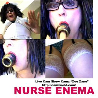mature zoe zane nurse enema camworld