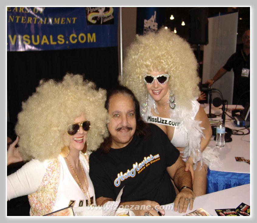 Zoe Zane Ron Jeremy Sexy Miss Lizz