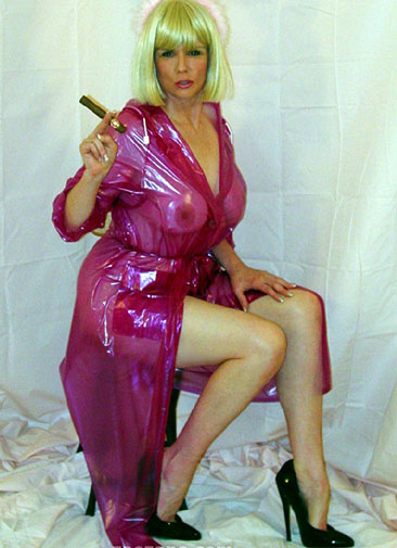 zoe zane photo rubber and cigar