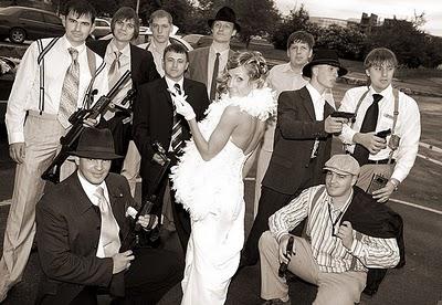 Свадьба стиляг гусарская свадьба