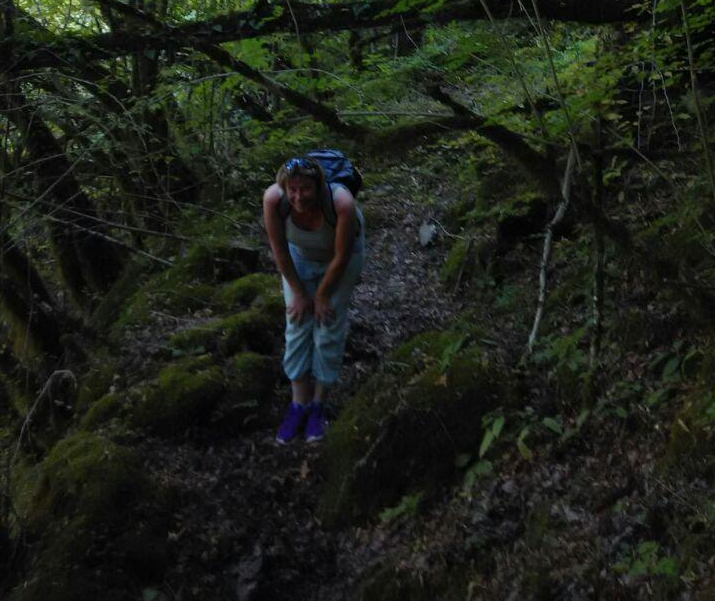 """""""Живешь в заколдованном, диком лесу, откуда уйти невозможно..."""""""