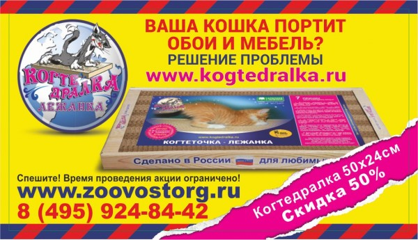Флаер_когтедралка
