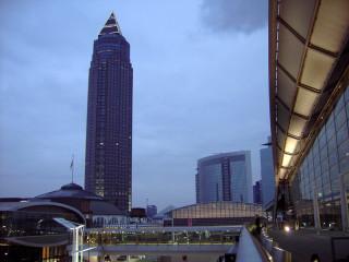 Turm in Frankfurt