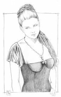 Goth Chica