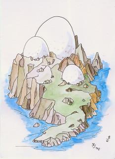 Die Eierinsel