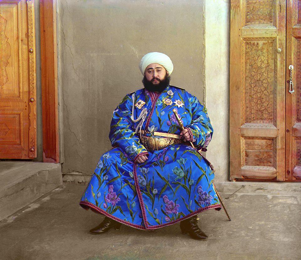 buxarskiy emir