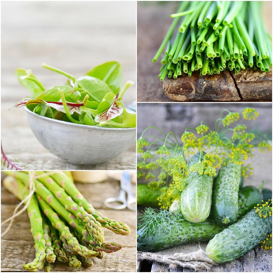 зеленые обеды