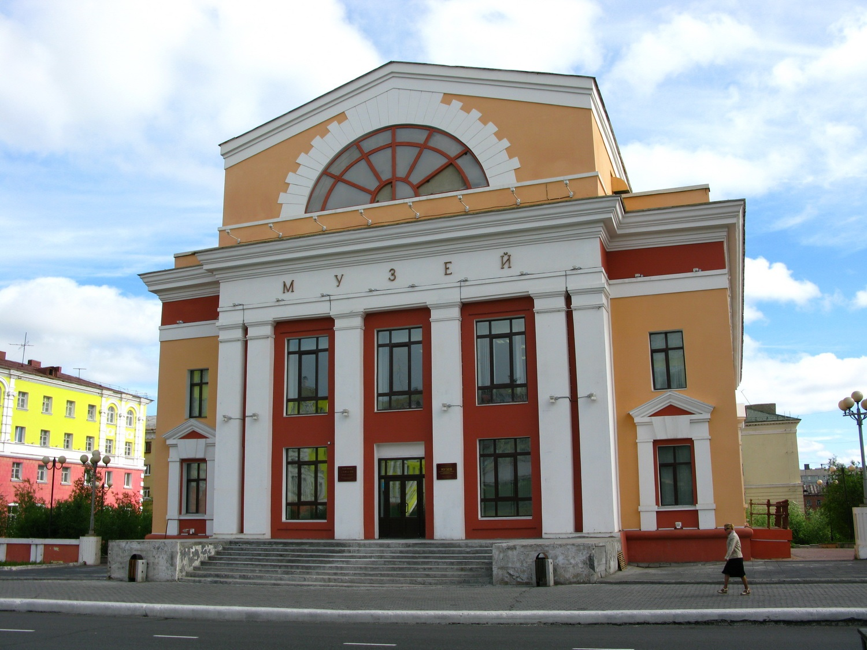 здание Музея НПР