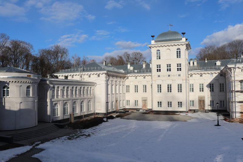 Дворец Булгаков в Жиличах