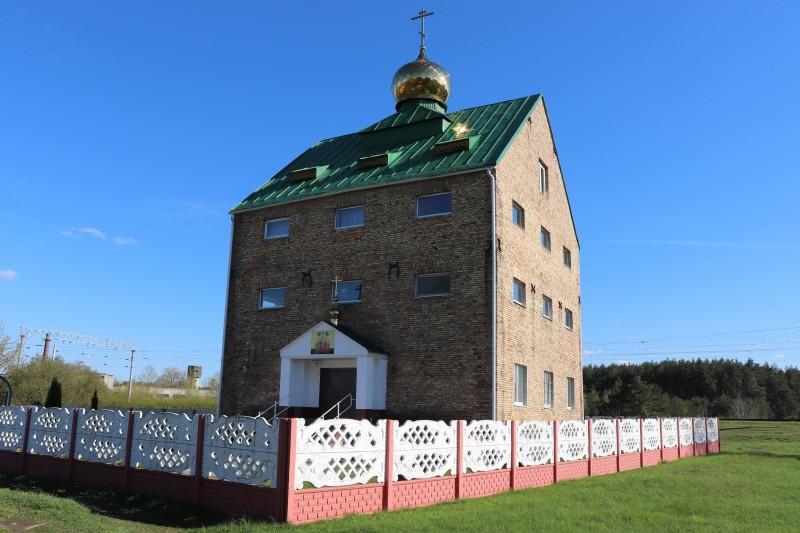 Церковь в Солах