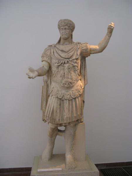 Статуя Адриана