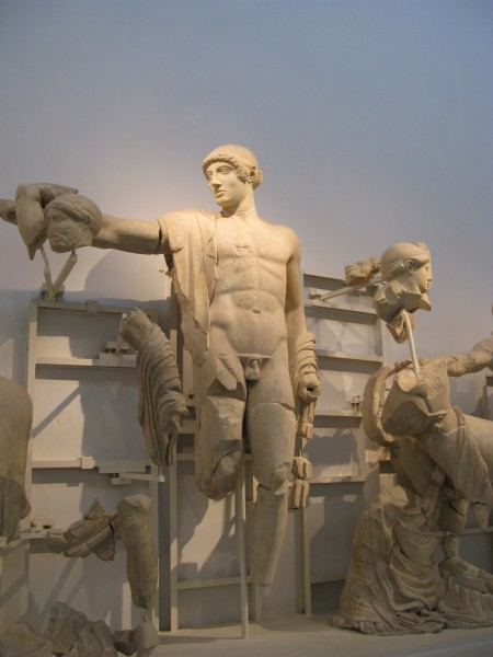 Фигура Аполлона
