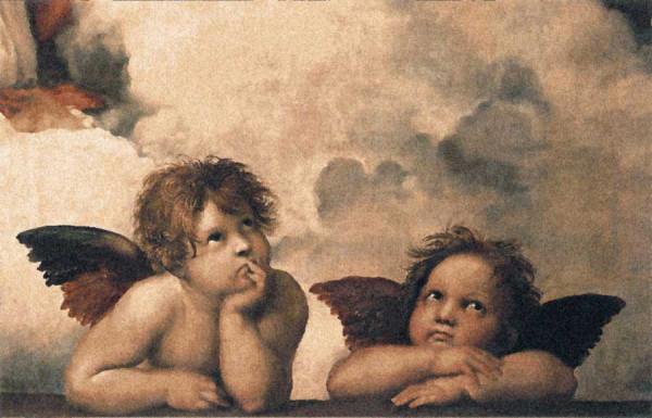 Angels By Raffael
