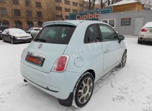 2015-01-27 13-17-13 Купить Fiat 500 II с пробегом в Санкт-Петербурге: Фиат 500 II хэтчбек 3 дв. 2008 года, 1.4 MT (100 л.с.