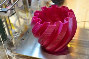 3D-принтеры: созданная модель