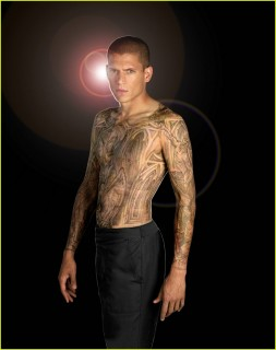 Fredrik Ljungberg Tattoo