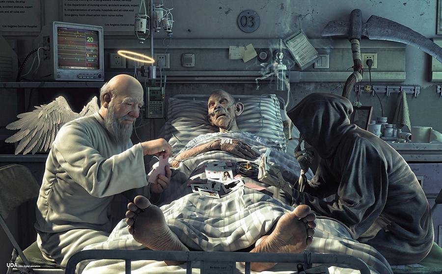 Миссия «Спастись от врачей» или выжить несмотря ни на что (часть 2)
