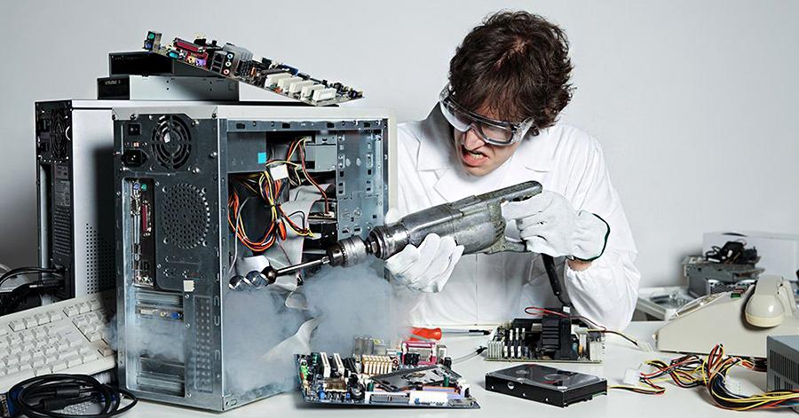 Как обманывают мастера-мошенники по «ремонту» компьютеров