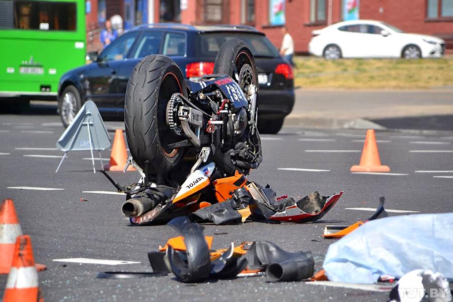 Самоубийцы на мотоциклах