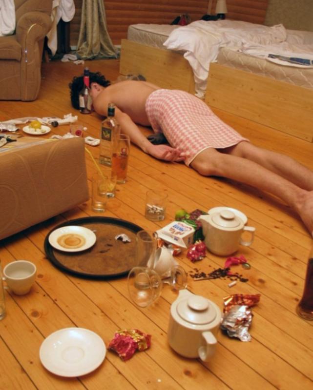 чем усыпить девушку на пьянке - 4