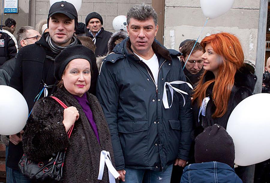 Про убийство Немцова. Коротко
