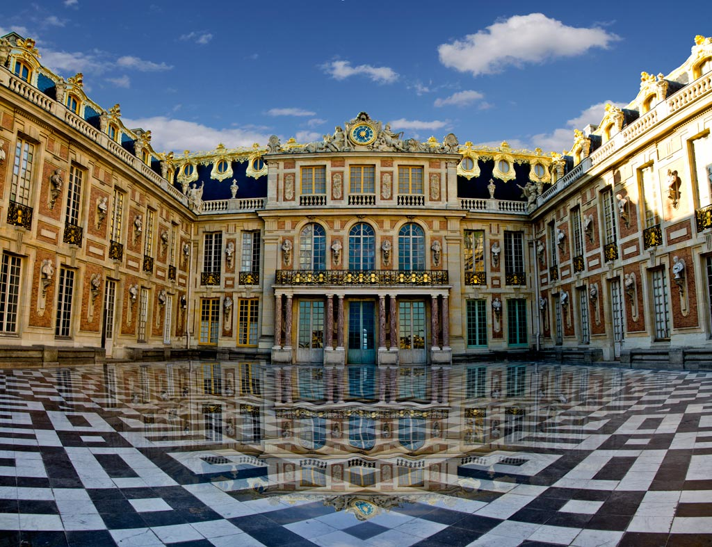 Chateau Versailles - lonely planet