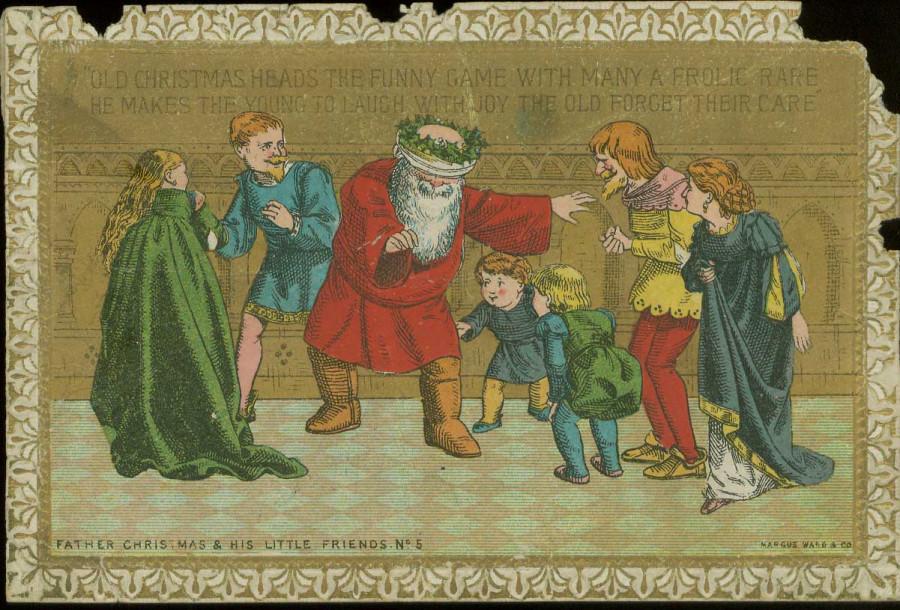 Старик Рождество