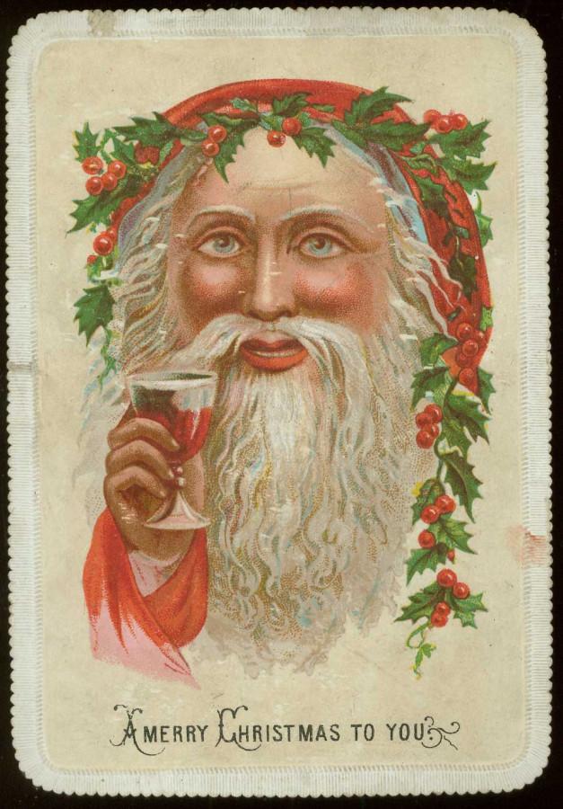 Рождество с вином