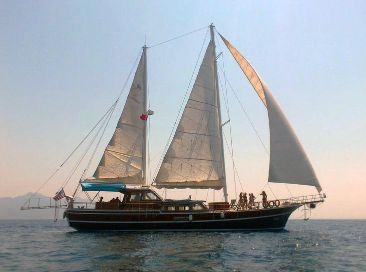 03 яхта