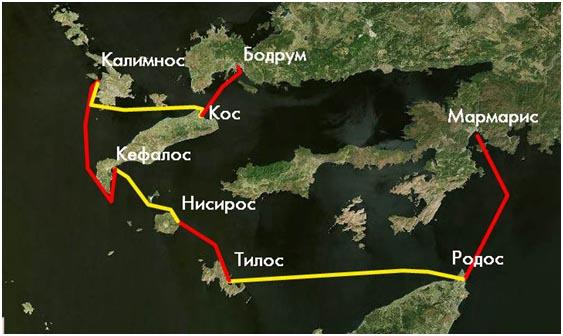 04 Карта маршрута
