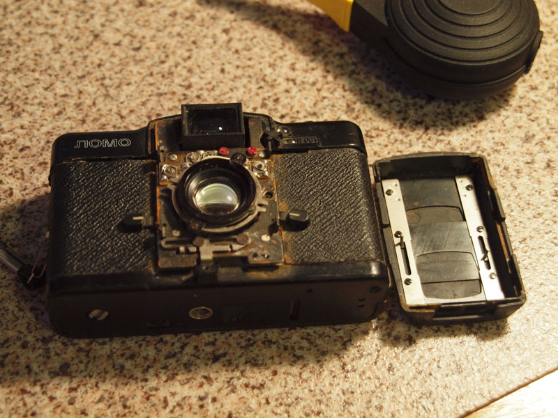 Ремонт фотоаппарата ломо-компакт - ремонт в Москве ремонт увлажнителей воздуха
