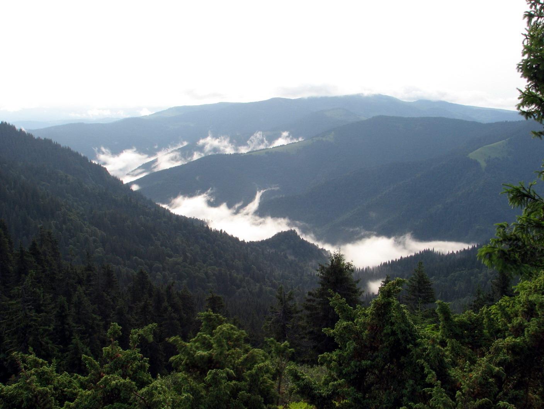 А гори димлять