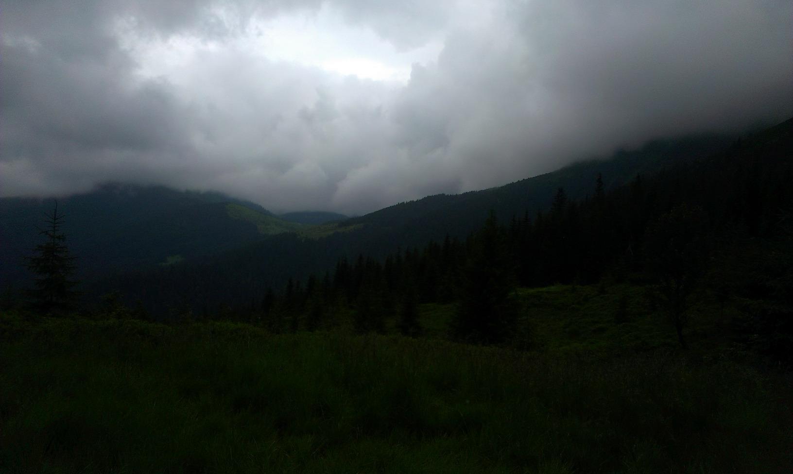 А пол.Лисичу накриває хмара