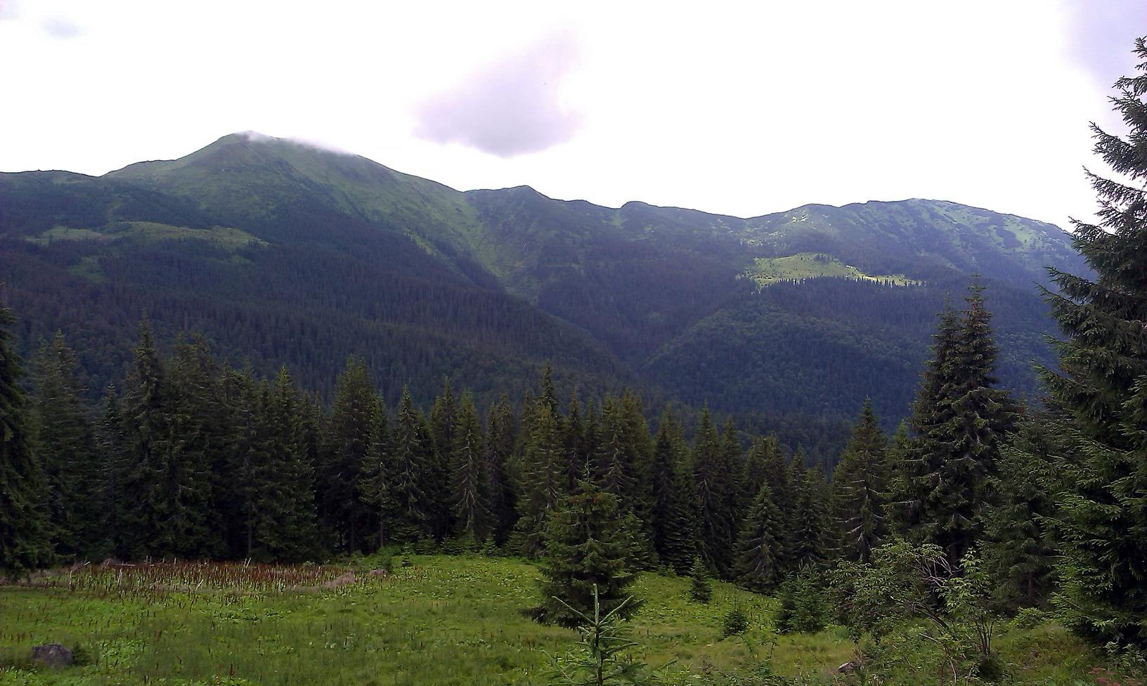 Зліва видно Щербан