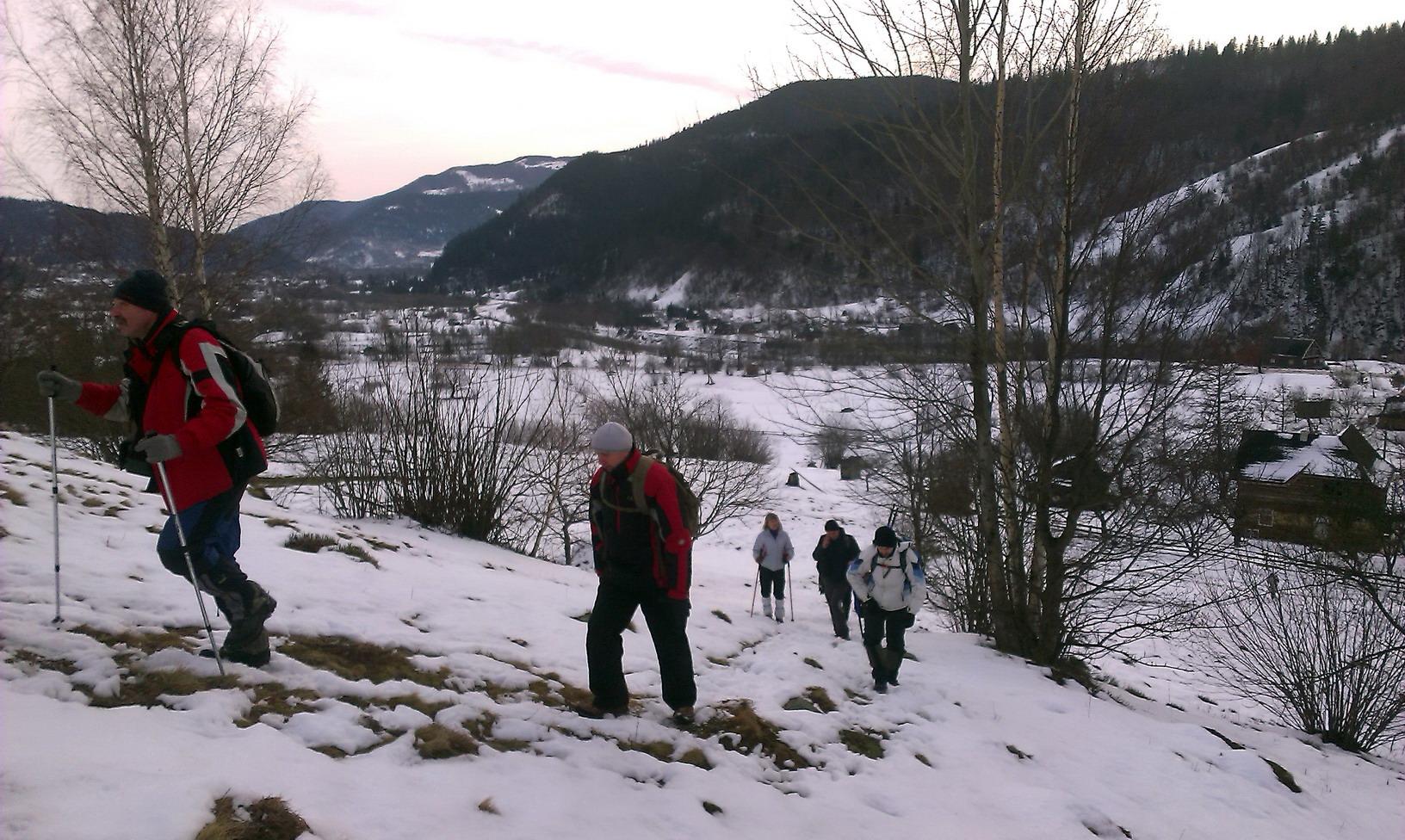 08:30 Початок походу