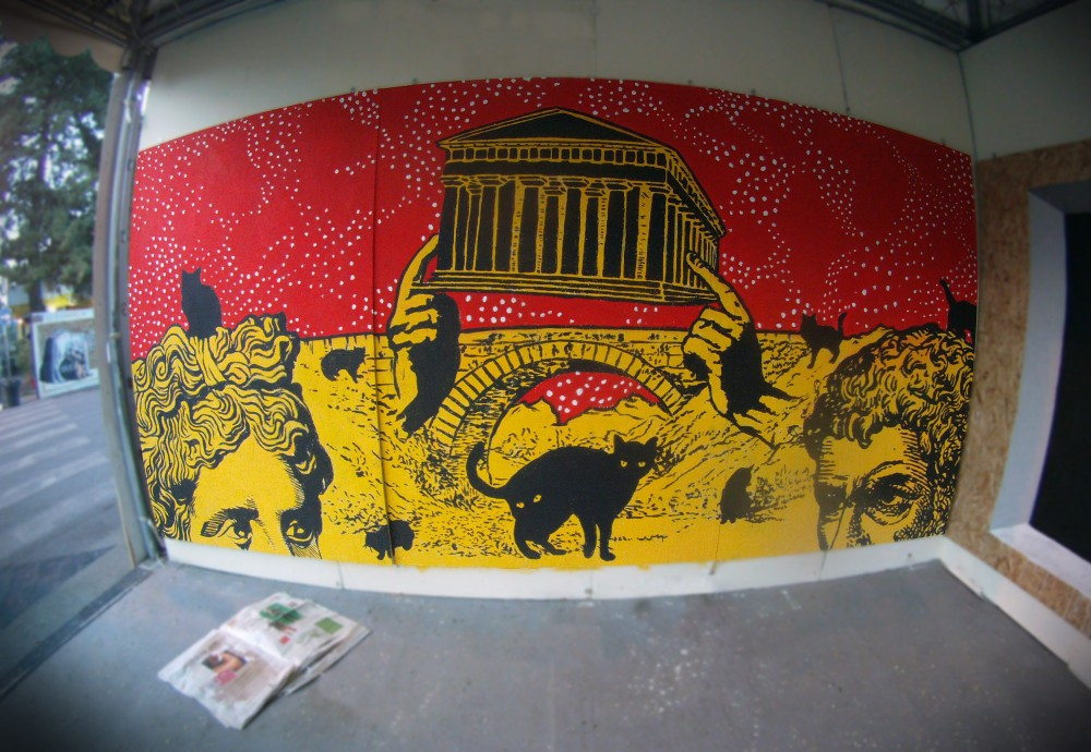 roma italy urban contest zukclub