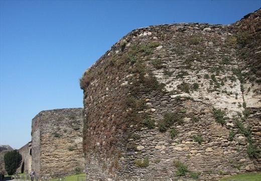 Las Murellas Romanas, Lugo