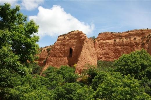 Ancient Roman gold mining operations, Las Medulas