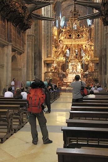 Finally made it. Cathedral of Santiago de Compostela