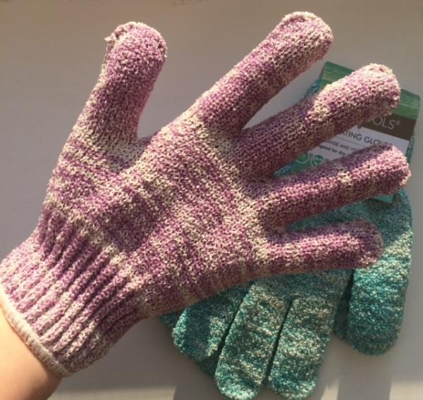 Перчатки-мочалка EcoTools