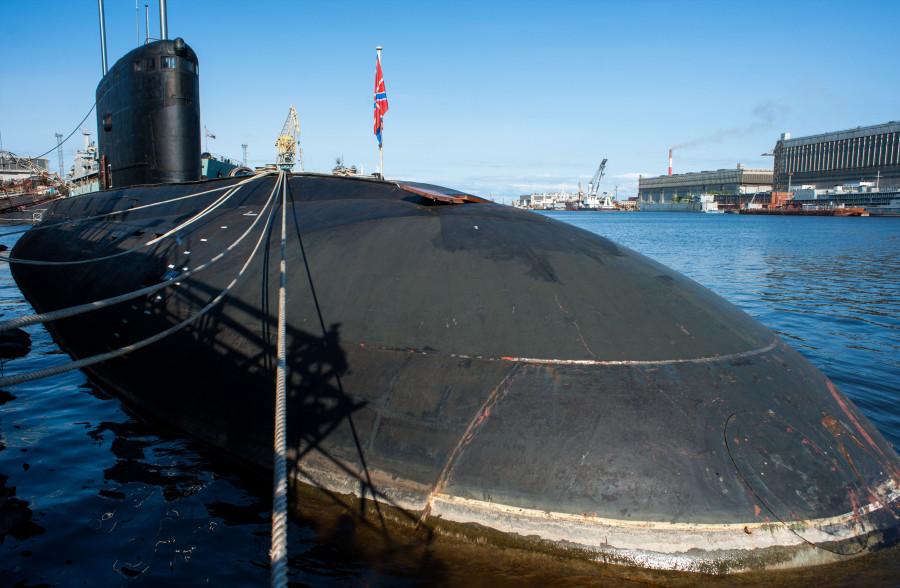 дизельная подводная гондола википедия